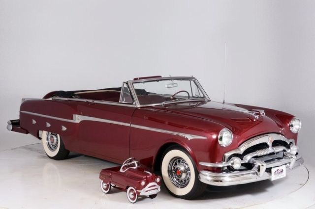 Car Value By Vin Number >> 1953 Packard Convertible - Classic Packard Convertible 1953 for sale