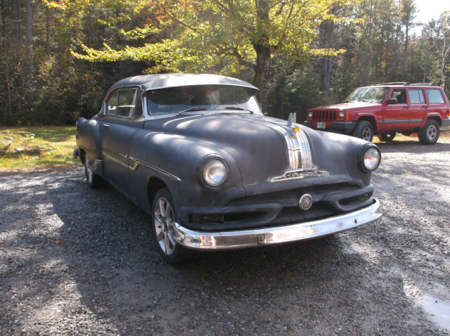 1953 Pontiac Chieftain 2 Dr. Hardtop 350 V8 Auto Hotrod ...