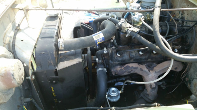 1953, Willys, CJ3B, Jeep, Green, Original Engine, Good Condition, 4WD, Manual - Classic Willys ...