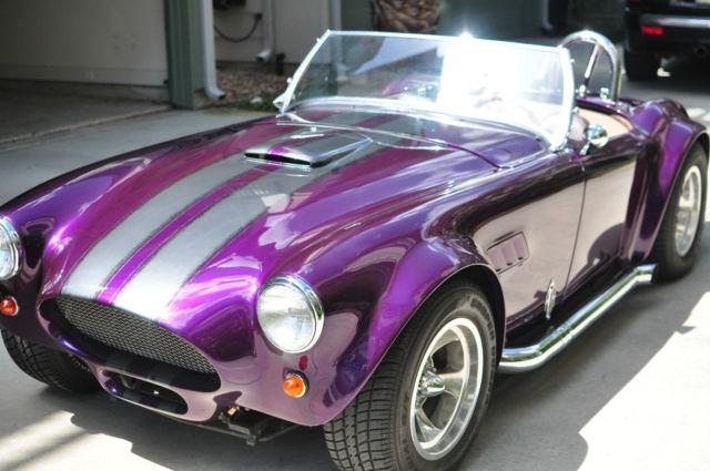 1954 Austin Healey 100 W Custom Shelby Cobra Clamshell