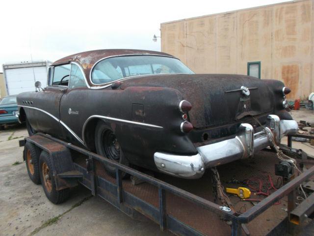 1954 BUICK ROADMASTER 2 DOOR HARDTOP - 112588
