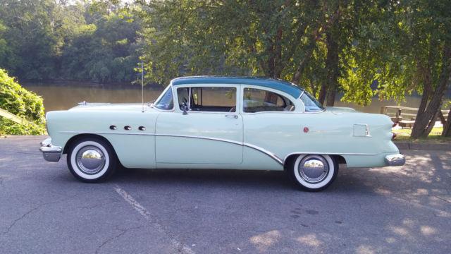 1954 Buick Special 2 Door Sedan 264 V8 W Dynaflow