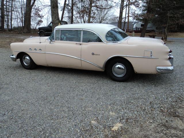 1954 buick super 2 door hardtop classic buick other 1954