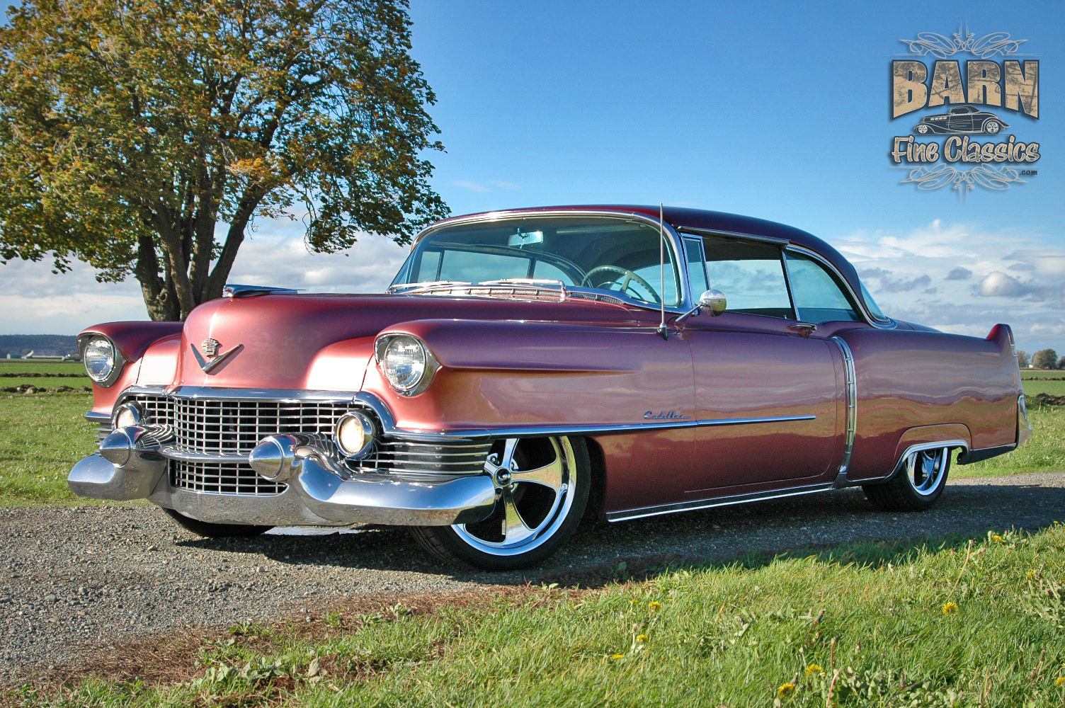 1954 Cadillac Series 62 Gorgeous Paint Clean Inside And Out 1951 Convertible Beautiful Classic Other For Sale