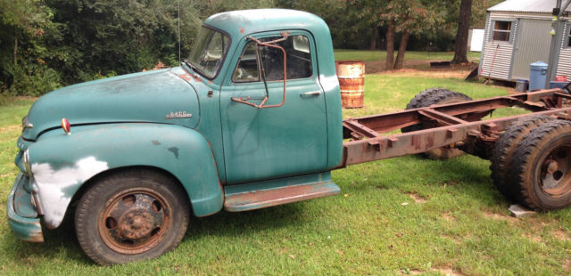1954 Chevrolet 6400 1 1/2 Ton Great Restore or Parts Truck - Classic Chevrolet Other Pickups