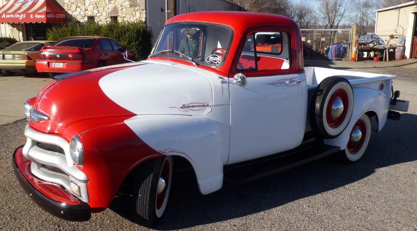 1954 Chevrolet Pickup 3100 Hot Rod Rat Truckita Bomb Classic Chevy Truck Other Pickups