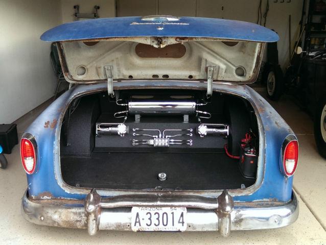 1954 Chevy 210 Deluxe Ls Swap Original Patina Classic