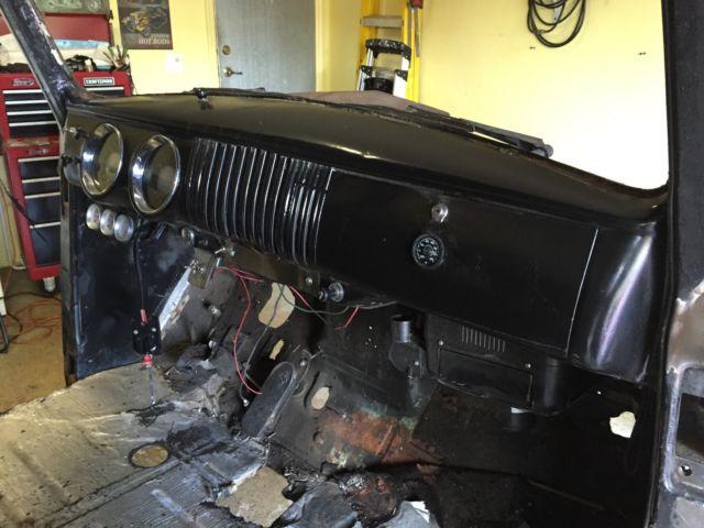 1954 Chevy 3100 Pickup Truck 5 Window W Updated Suspension