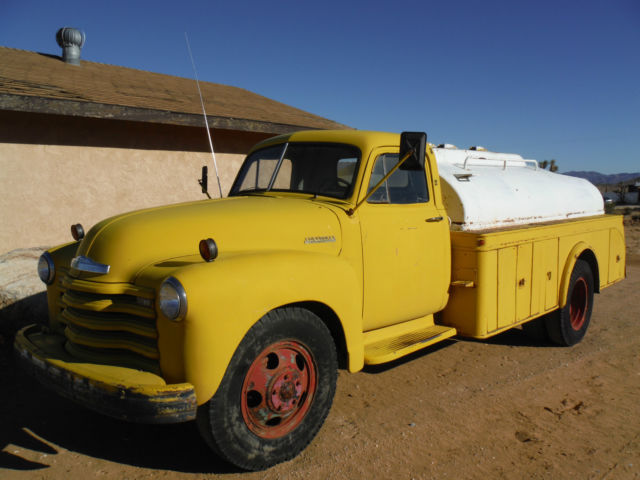 1954 Chevy 6500 No Reserve Rust Free Great Car Hauler Rat Rod Shop Truck Classic