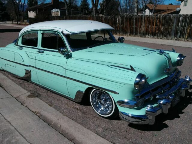 1954 Chevy Belair 210 Classic Chevrolet Bel Air 150 210