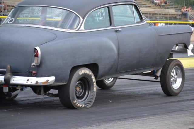 Chevrolet San Diego >> 1954 CHEVY GASSER STREET LEGAL HOT ROD RAT CUSTOM RACE CAR ...
