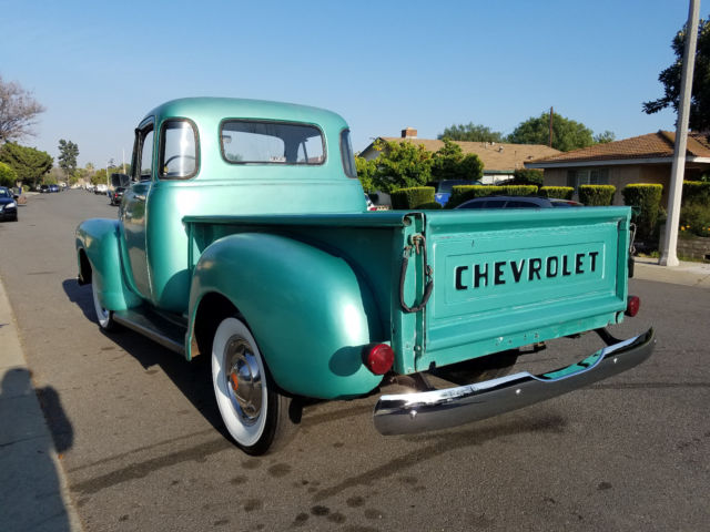 1954 Chevy Truck 5 window shortbed - Ford Plymouth dodge ...