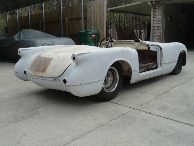 1954 Corvette C1 Pro Street 1953 1955 Ls1 Pro Touring