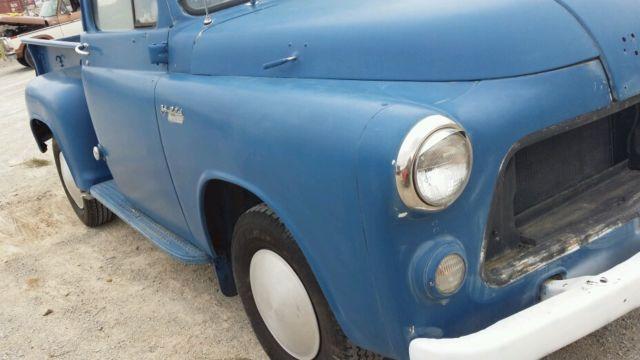 1954 Dodge Half Ton Pickup Shortbox V 8 Classic Dodge