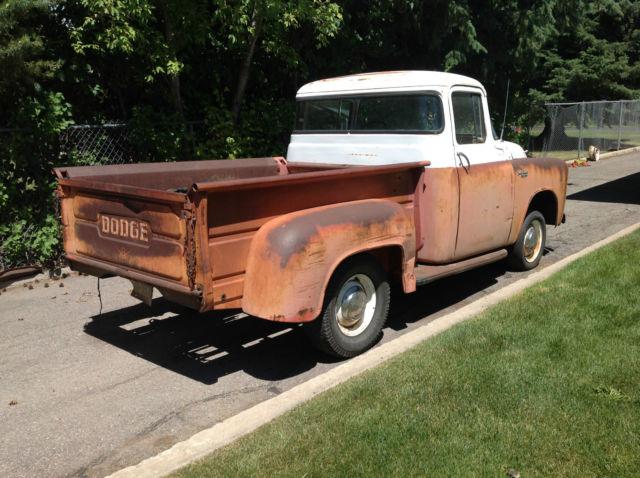 1954 dodge pickup classic dodge other pickups 1954 for sale. Black Bedroom Furniture Sets. Home Design Ideas