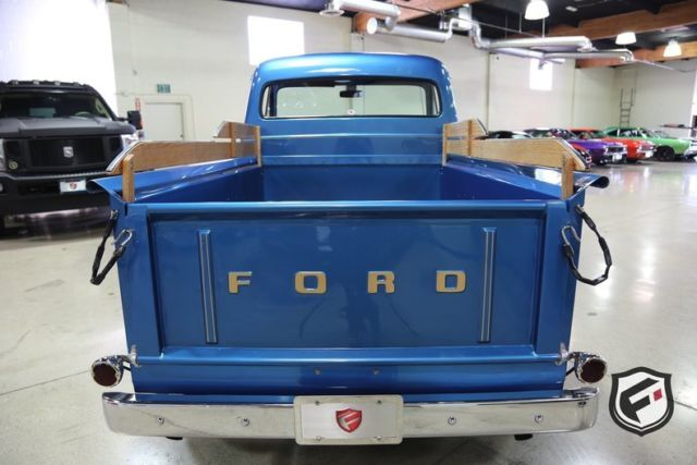 Used Ford 5.0 Coyote Engine For Sale >> 1954 F100 with Fuel Injected 5.0 Coyote, Custom Chassis, Wilwood Brakes, A/C!! - Classic Ford ...