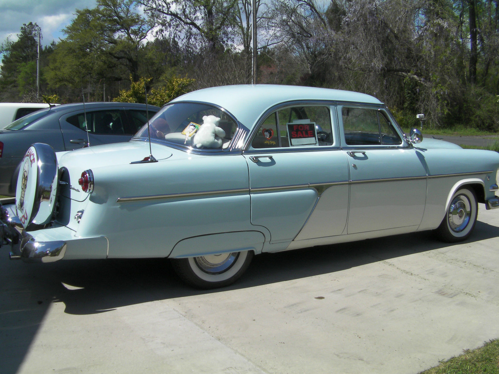 1954 ford customline sedan classic ford other 1954 for sale for 1954 ford customline 4 door