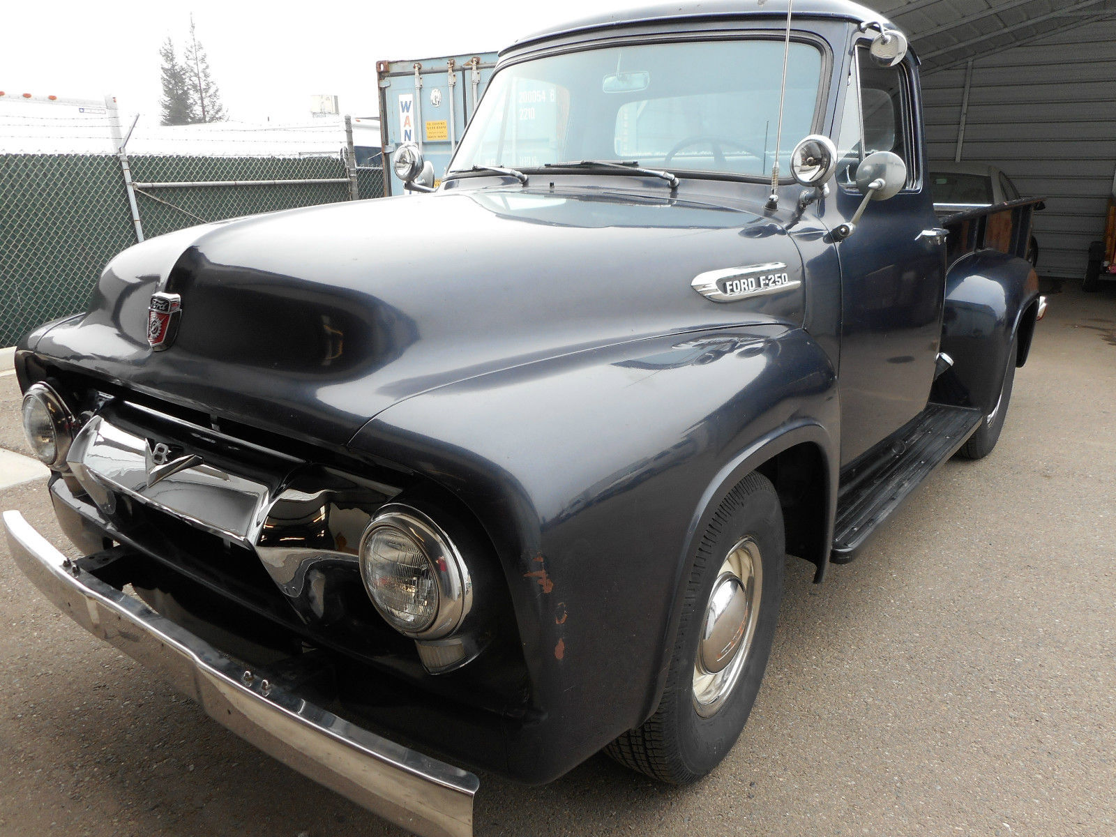 1954 Ford F 250 Pickup Classic For Sale F100 Truck
