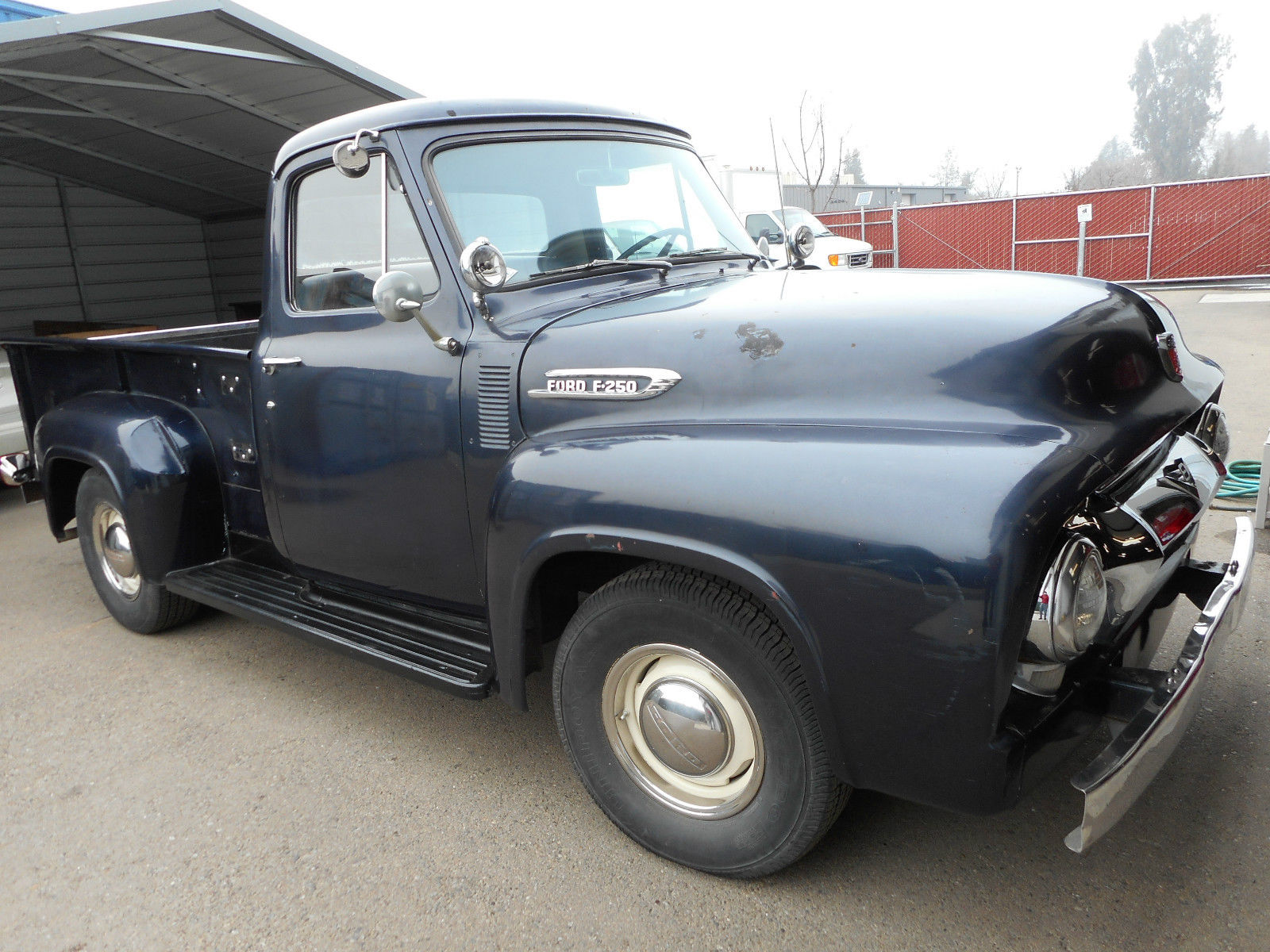1954 Ford F 250 Pickup Classic For Sale Truck