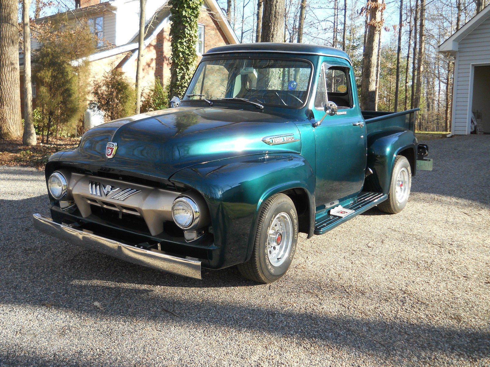 1954 Ford Truck F100 Classic F 100 For Sale Pick Up