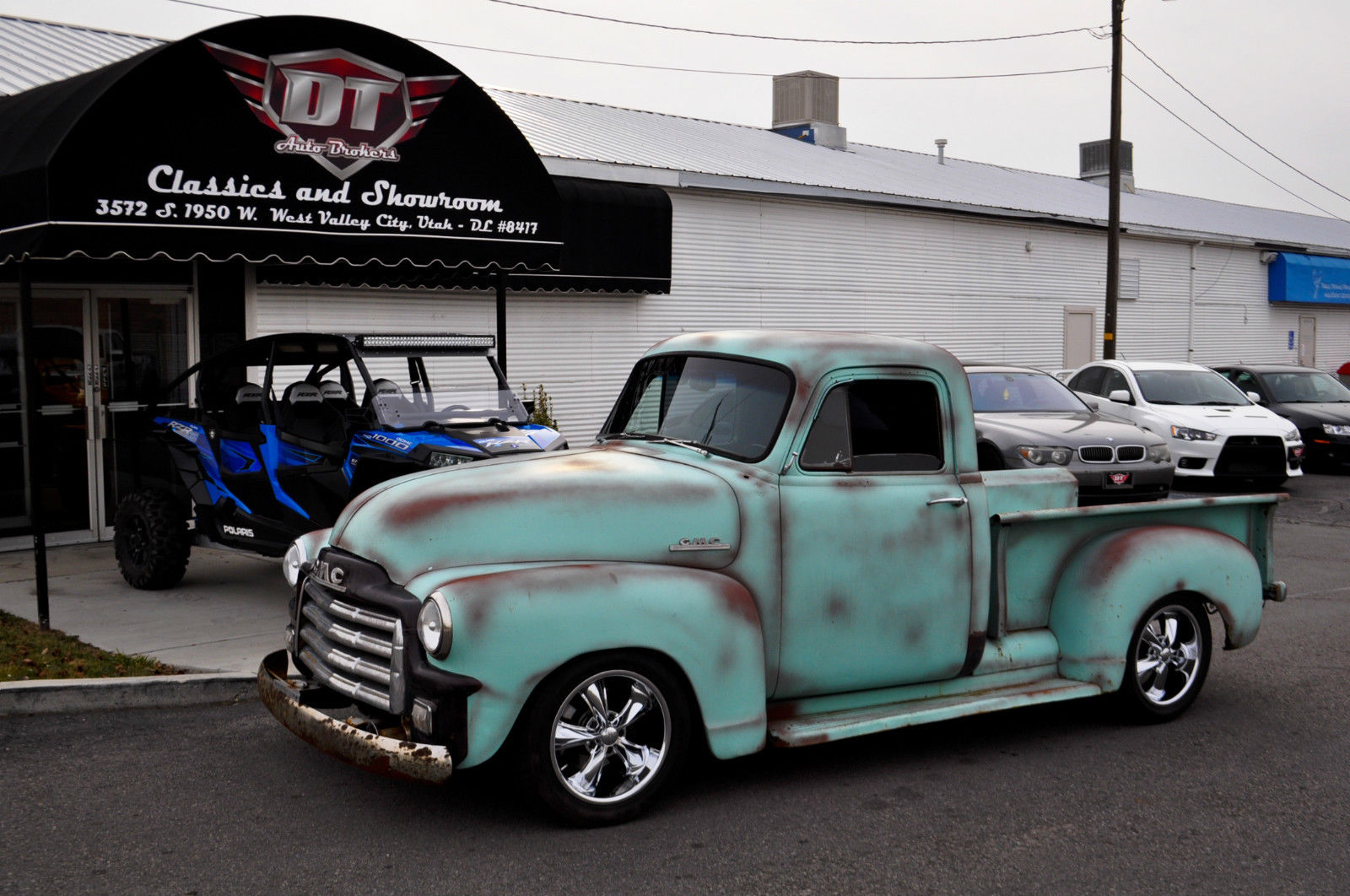1954 GMC Truck RestoMod - Classic GMC Other 1954 for sale