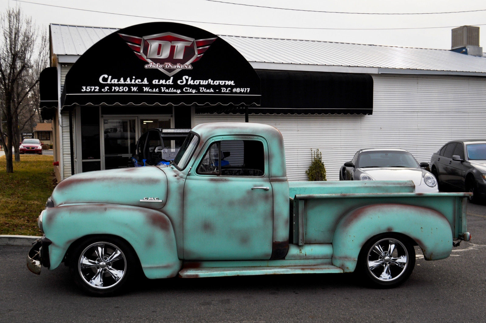 1954 Gmc Truck Restomod Classic Gmc Other 1954 For Sale