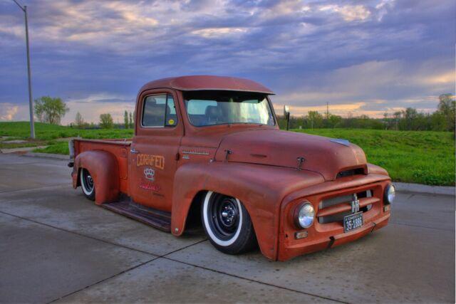 1954 IH rat rod hot rod - Classic International Harvester ...