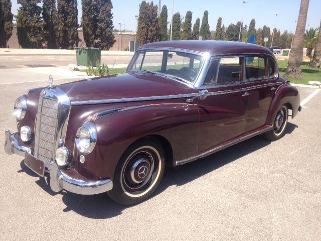 1954 mercedes 300 b adenauer classic car oldtimer classic mercedes benz other 1954 for sale. Black Bedroom Furniture Sets. Home Design Ideas