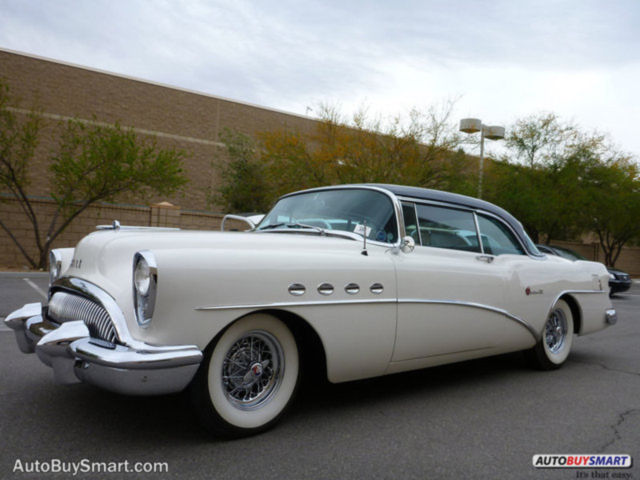 1954 white classic buick roadmaster 1954 for sale for 1954 buick roadmaster 4 door