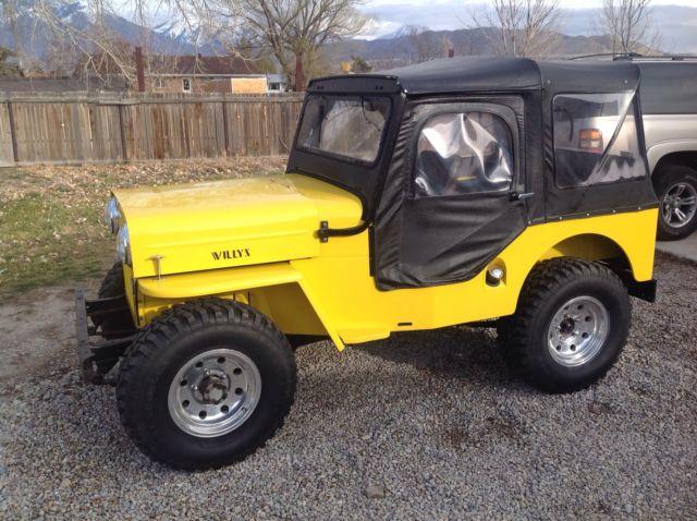 Willys Jeep Cj B