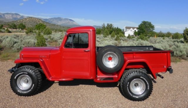 1954 willys jeep pickup classic jeep other 1954 for sale. Black Bedroom Furniture Sets. Home Design Ideas