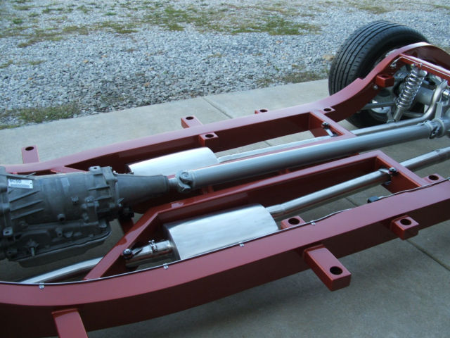 chevy 1955 1957 1956 corvette suspension c4 chevrolet frame chassis bel air location engine transmission