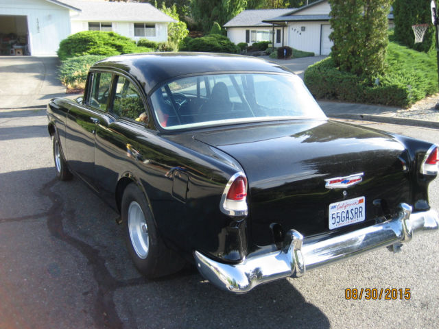 Used Cars Grants Pass >> 1955 55 CHEVY 150 BLACK BEAUTY GASSER, READY TO RACE ...