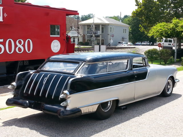 1955 56 Chevy Nomad For Sale | Autos Post