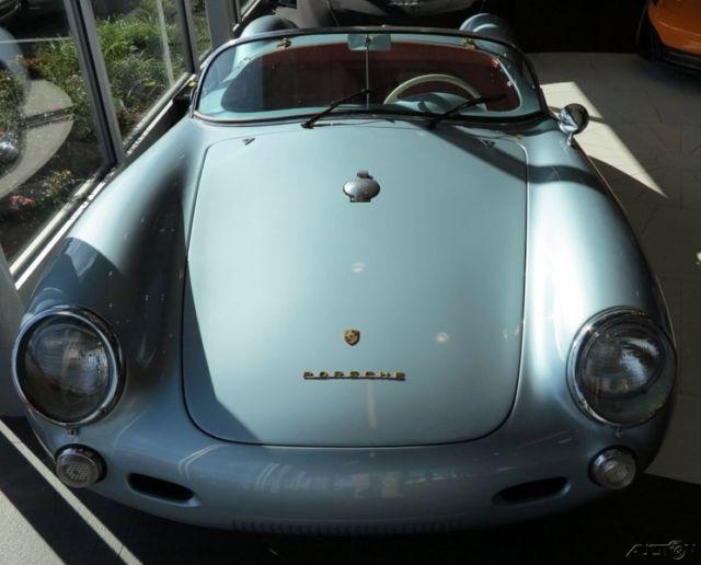 condition used make porsche - Porsche Spyder 550