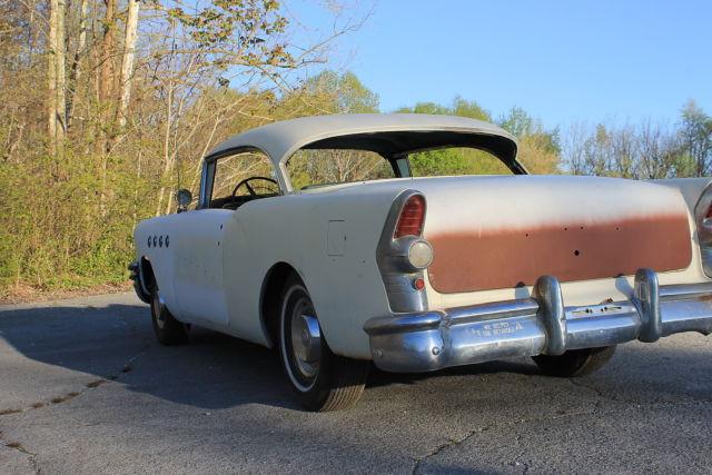 1955 Buick Century 55 Project Car Barn Find Hotrod Hot Rod