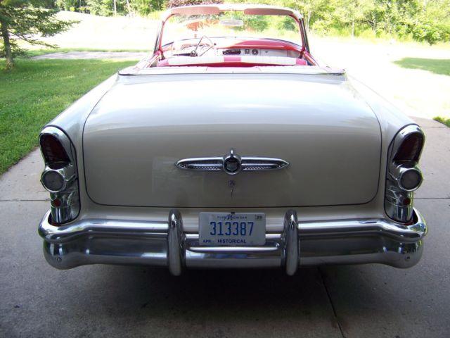 1955 buick century convertible four door california for 1955 buick roadmaster 4 door