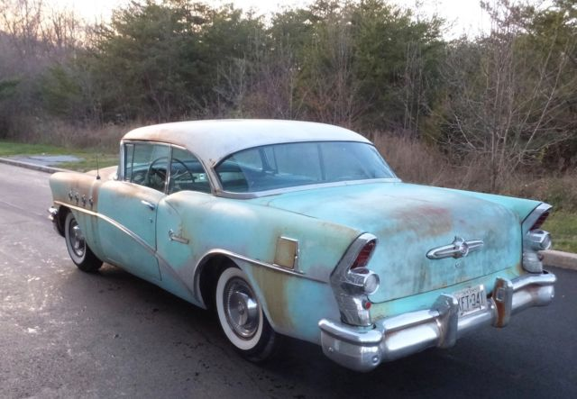 1955 buick century low miles no reserve 2 door hardtop for 1955 buick century 4 door hardtop