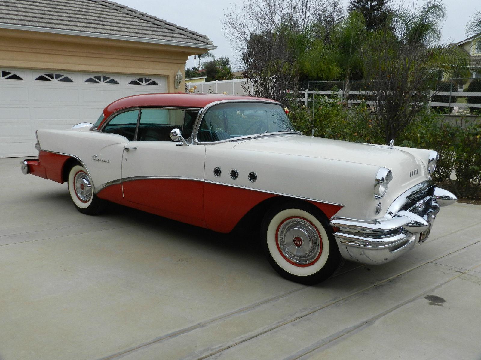 1955 Buick Special 2 Door Hardtop, Nice