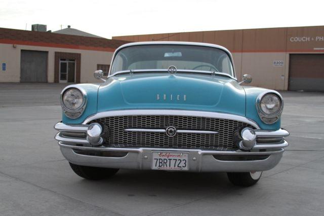 1955 buick super 2 door hardtop riviera original classic for 1955 buick roadmaster 4 door