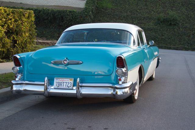 1955 buick super 2 door hardtop riviera original classic for 1955 buick 2 door hardtop