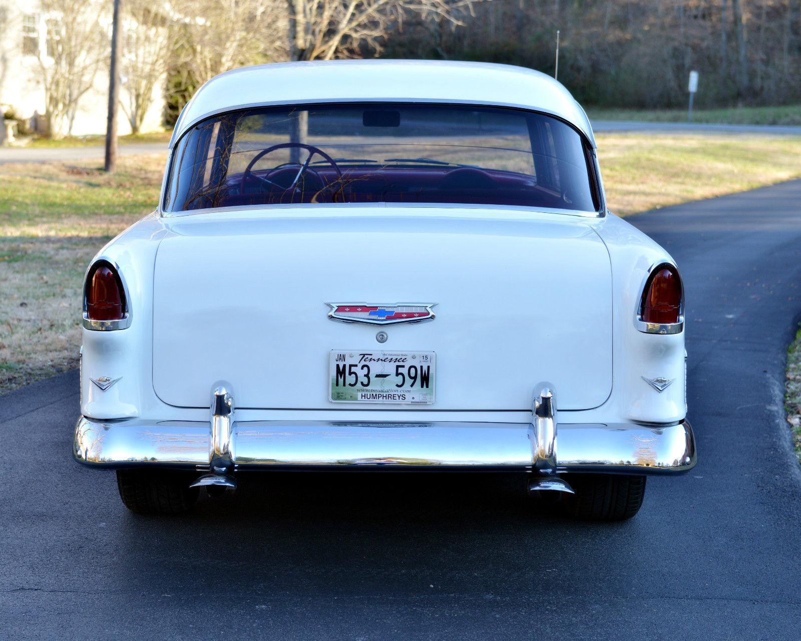 1955 chev 210 series 2 door post delray classic for 1955 chevy belair 2 door post for sale