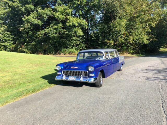 1955 Chevrolet Bel Air Limousine