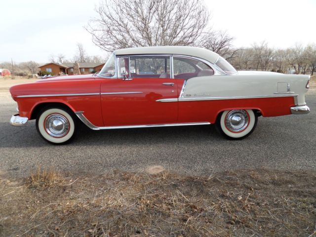 1955 chevrolet belair sport coupe 2 door hardtop 265 v8 for 1955 chevrolet 2 door hardtop for sale