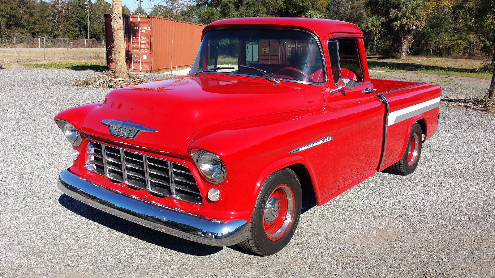 1955 Chevrolet Cameo 3100 Pickup Classic Other Pickups Chevy Truck