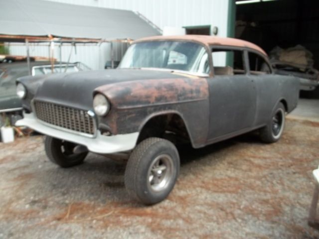 Used 1955 Chevy Project For Sale On Craigslist Autos Post