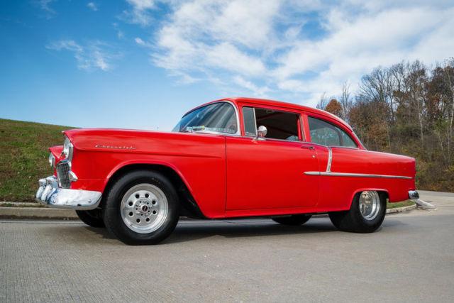 1955 Chevrolet Pro Street Performance Built 468 Big Block Extensive