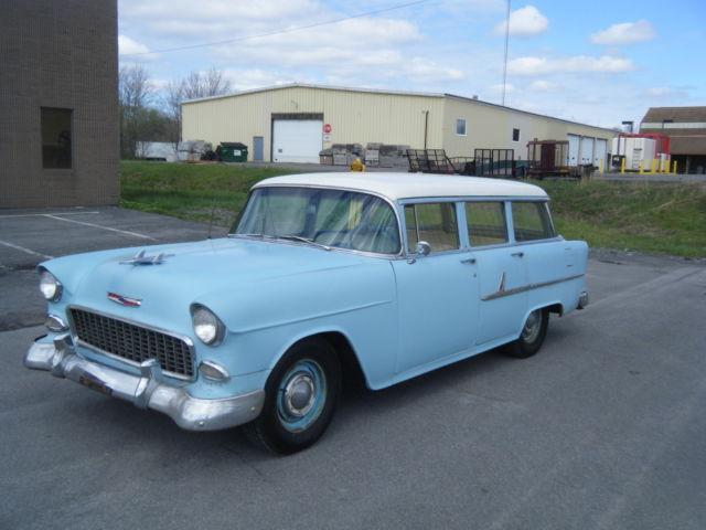 1955 chevrolet townsman station wagon 4 door great for 1955 chevy 4 door wagon