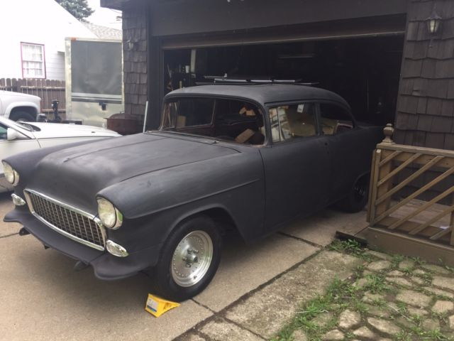 1955 Chevy Project For Sale