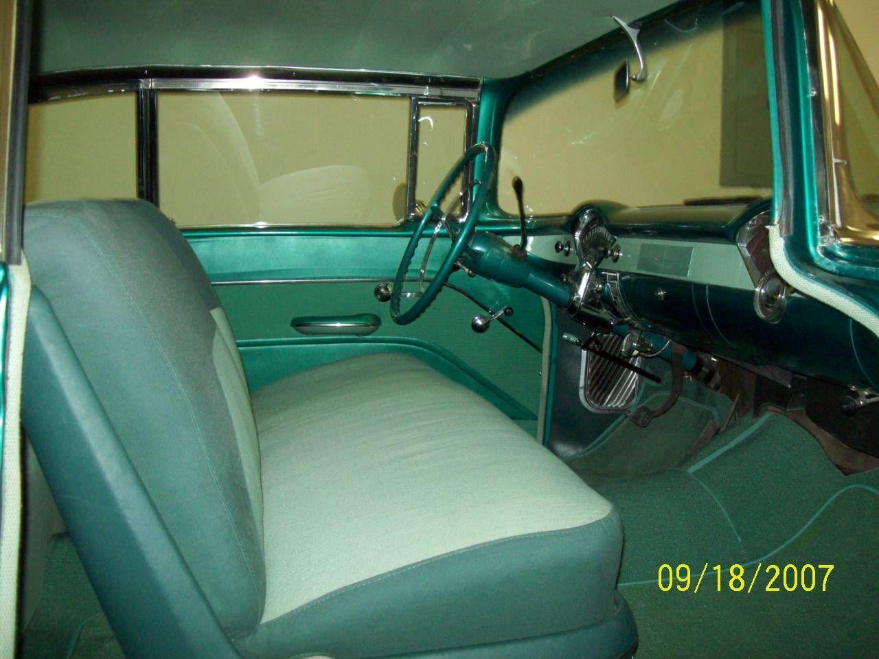 1955 Chevy 210 Hardtop Classic Chevrolet Bel Air 150 210